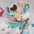 """""""Tiny Heart"""" Inspirational Mixed Media Craft kit stl"""