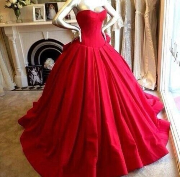 Charming Prom Dress,Sweetheart Prom Dress,Satin Prom Dress,Ball Gown 0772