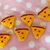 READY TO SHIP Pizza Garland - Party, Home Decor