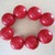 Red Stone Beads