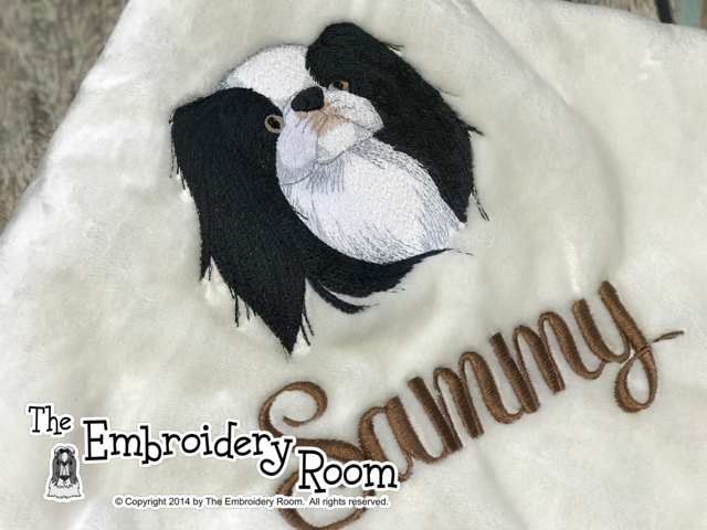 Japanese Chin Blanket