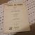 Vintage Sheet Music- April in Paris - by E. Y. Harburg (Author), Vernon Duke