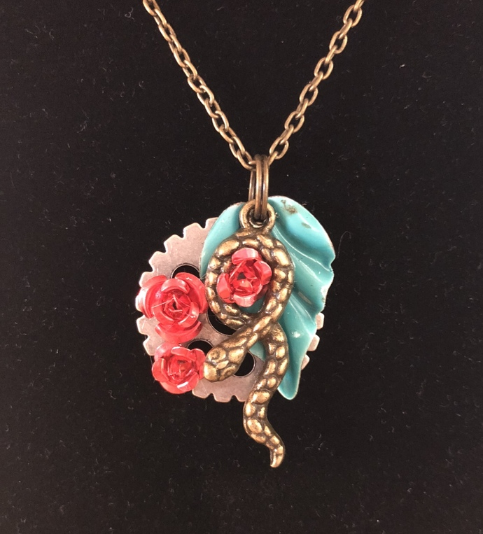 Garden of Eden necklace