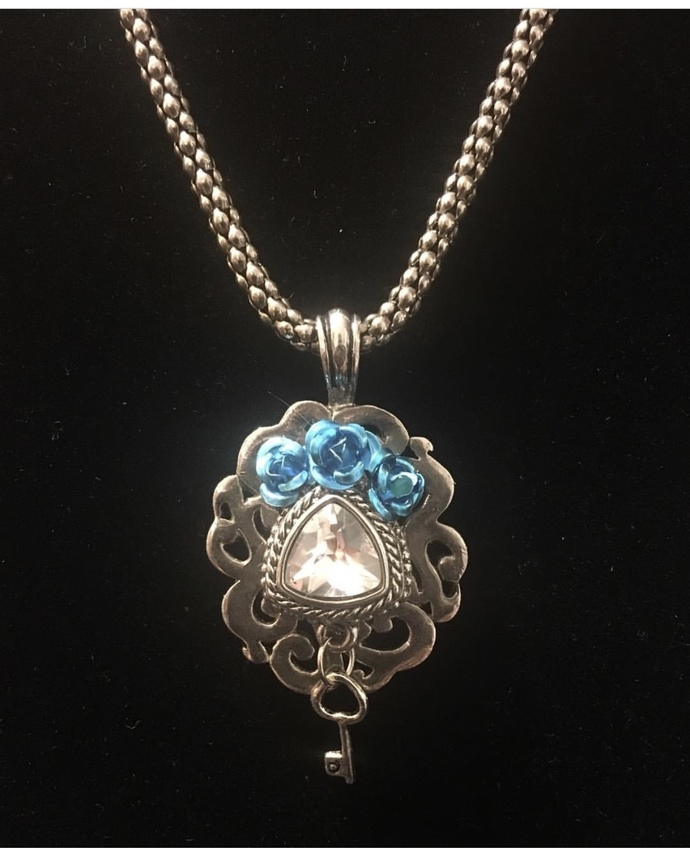 Crystal Garden necklace