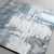 Original Fine Art Abstract, Contemporary Wall Art, Modern Art, silver leaf and