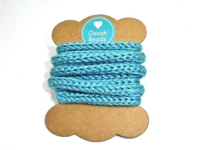 Pure Silk Beading Cord for Beading and Jewelry Making, Handmade Cord, 100% Silk