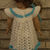 Flair Dress for 18 inch Dolls/Made For American Girl Doll/ 18 Inch Doll Clothing