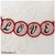 Scallop Edge Circle Banner Full Alphabet Set Machine Embroidery Designs -