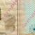 3 Folded POCKETS- Junk Journal Vintage Pockets