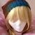 READY TO SHIP Crochet Orange Blue Green Lightweight Slouchy Hat - Women's /