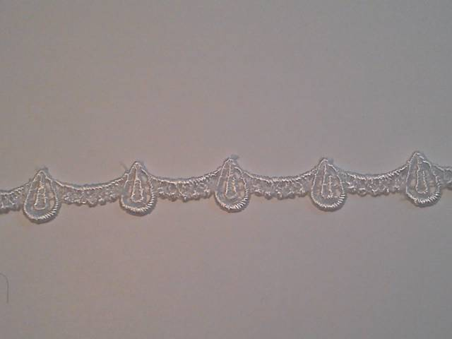 White Dainty Lace
