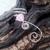 Ear Cuff Pink Heart No Piercing, Valentines Day Ear Cuff, Ear Vine