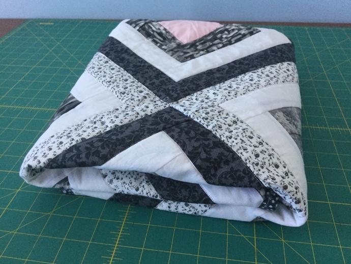 Modern Baby Designer Quilt