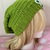 READY TO SHIP St. Patrick's Day Sparkle Slouchy Hat  - Women's, Teens