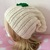 READY TO SHIP St. Patrick's Day Slouchy Hat  - Women's, Teens