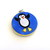 Tape Measure with Cute Penguins Fabric Retractable Measuring Tape