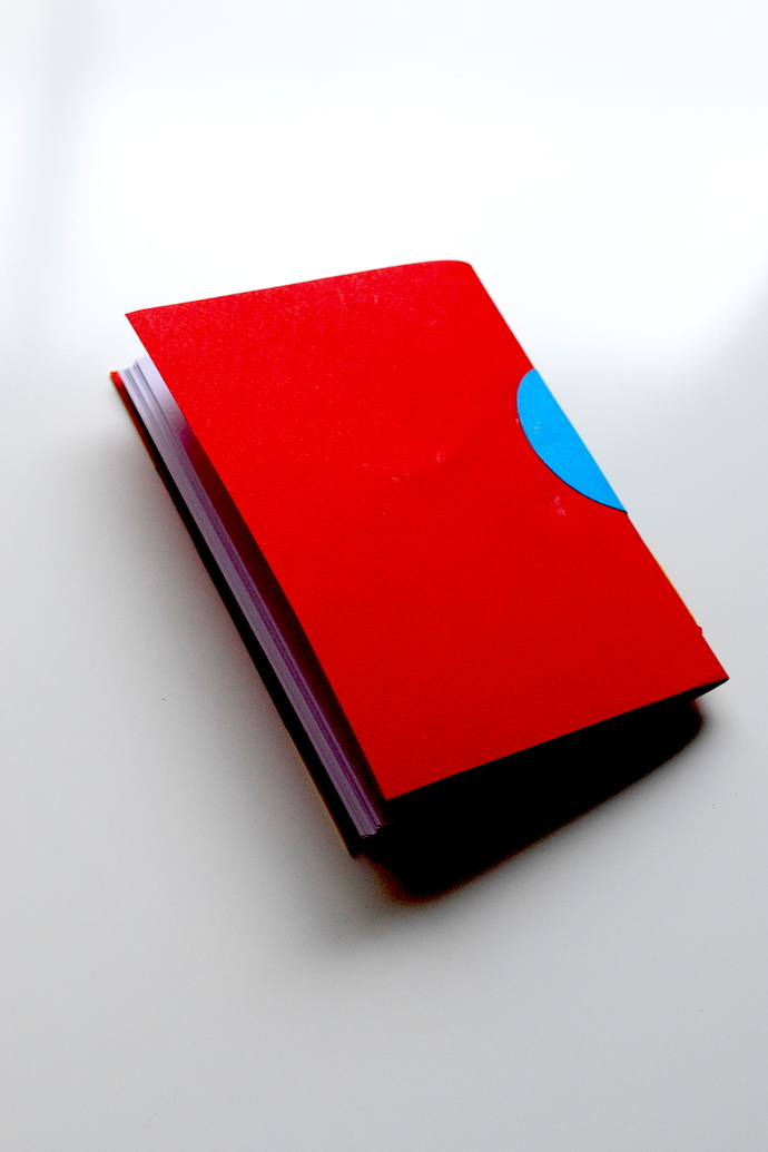 Two Colourful Notebooks
