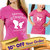 mommy & daughter best friends for life kiss shirt (unisex) and onesie matching