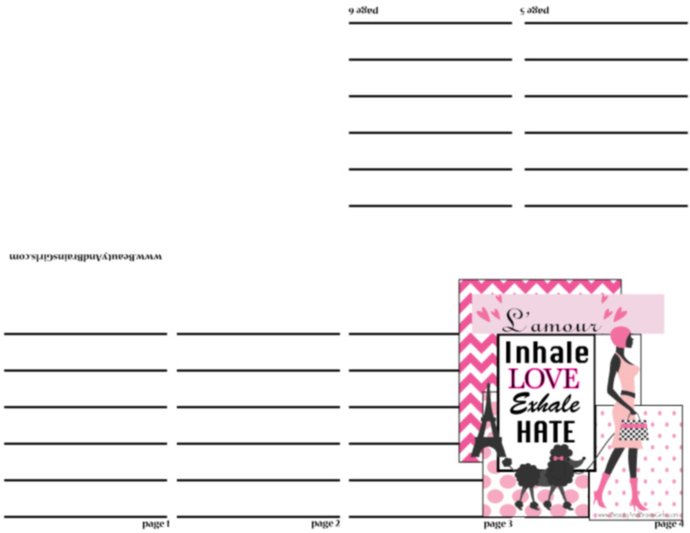 Terry Free Pdf Zine Book Quote3 By Party Printable And More On Zibbet