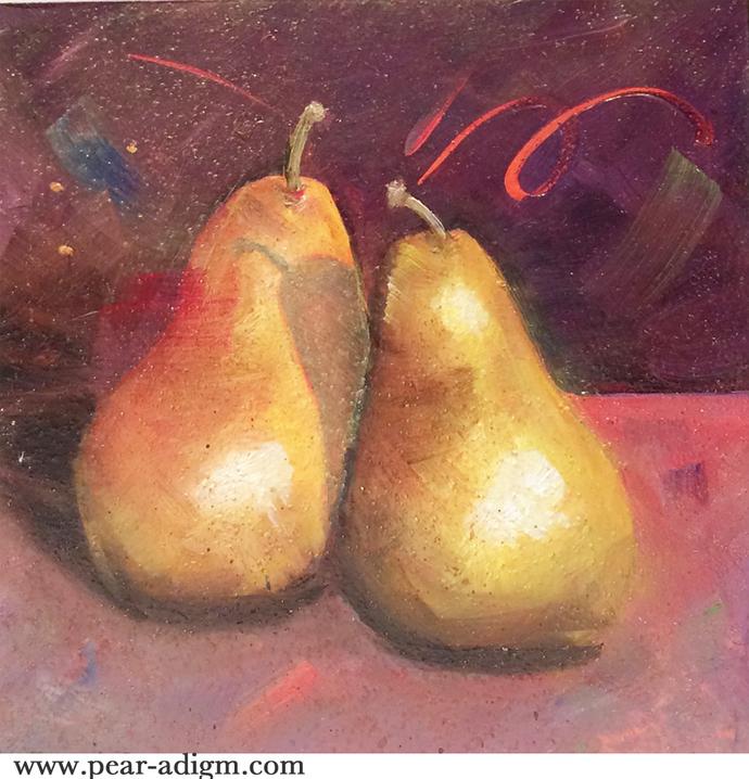 Celebration Pears!