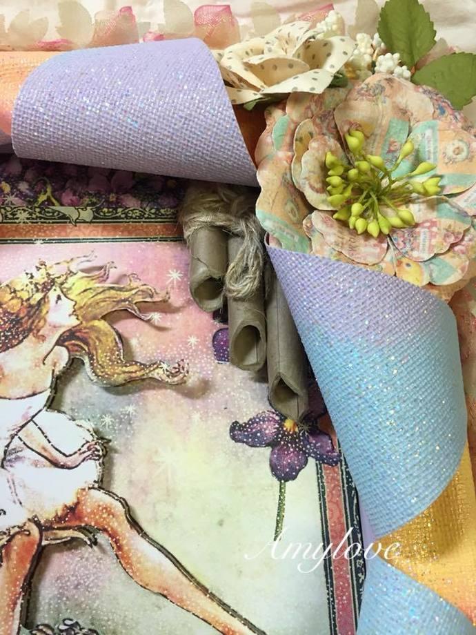 Fairy Explosion Canvas