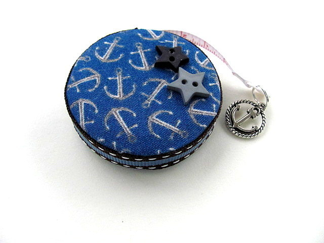 Tape Measure Nautical Anchors Measuring Tape