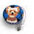 Tape Measure Yorkie Dogs Retractable Measuring Tape
