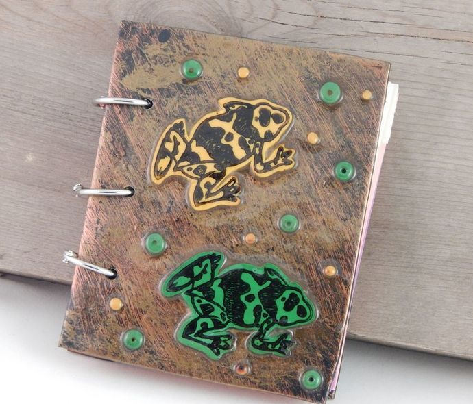 Poison Dart Frogs Journal