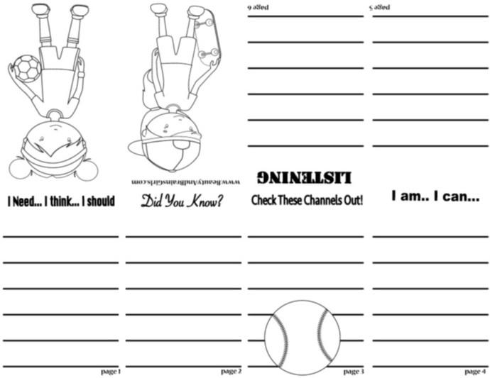 SNOW PDF   Zine  Book  -Scrapbooking Digital ZINE Frame-Scrapbook Art Journal