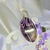 Sparkling Sugilite Gemstone Pendant