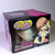 SEGA Super Black Jack RIO 3D Relief Breast Mug (Purple Dress) - New In Box