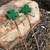 Plant Stakes - Shamrocks by ABCbirdhouses