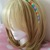 READY TO SHIP Pastel Rainbow Headband - Women's, Teens - Pastel Goth, Fairy Kei,