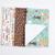 Burp Clothe Bundle//Set of 3 - Woodland Adjective Animals