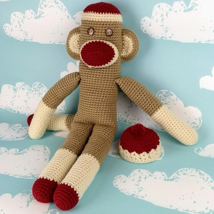 Classic Colors Monkey