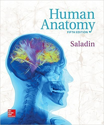 Human Anatomy 5th Edition ISBN-13: 978-0073403700