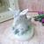 Large-Vintage-Hungarian-porcelain-figurine-donkey-baby-handpainted