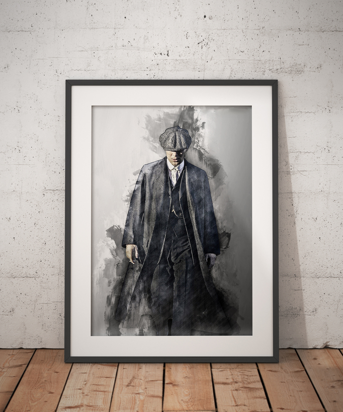 Peaky Blindrers Poster wall art home decor