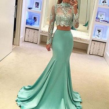 Long Prom Dress 2018