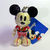Japan Import Disney Iridescent Jointed Mickey Mouse In RED Spacesuit Cell Phone