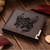 Monster Hunter Rathalos Leather Wallet