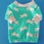 SMALL Hoppy Bunny Organic Cotton Sweatshirt