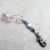 Mermaid Pearl Ear Cuff 2 in 1 Dangle - No Piercing - Single or Pair