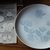Vintage Blue Spruce Marcrest 4 piece place setting- dinner plate, dessert dish,