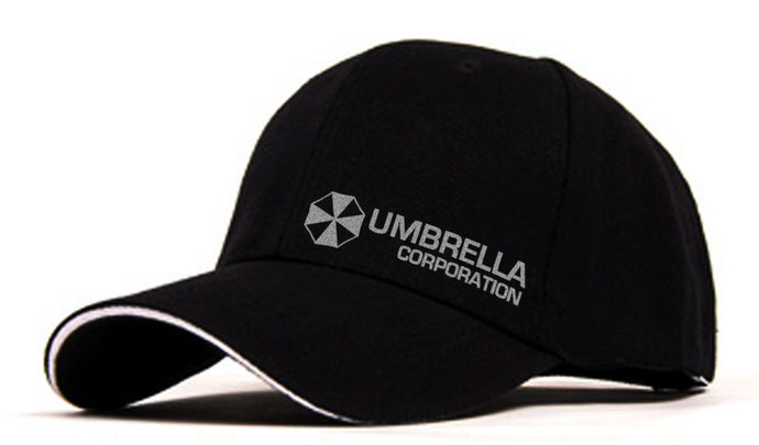 Resident Evil Umbrella Corporation Adjustable Baseball Cap