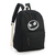 Nightmare Before Christmas Black Canvas Backpack