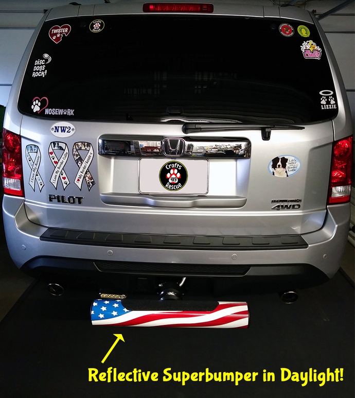 Decals for Sparebumper and Bumpershields!!