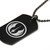 Jedi Black Dog Tag Necklace
