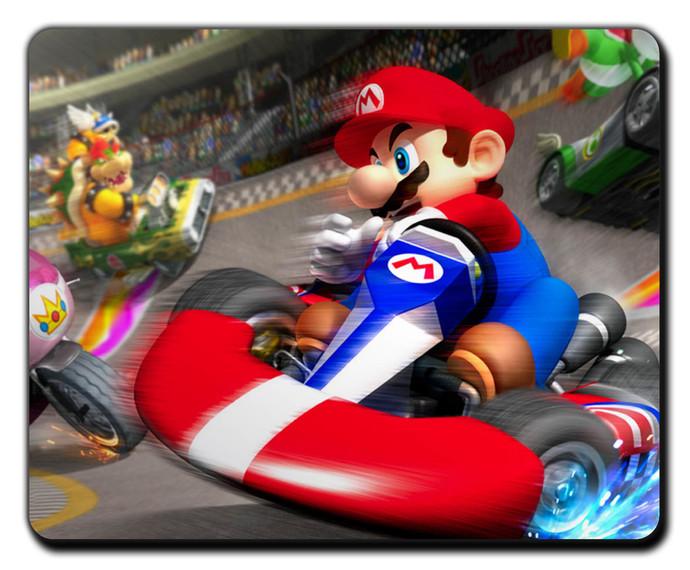 Mario Kart MOUSEPAD Mouse Mat Pad