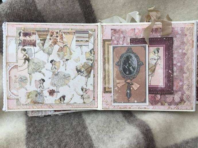 Fairy Themed Mini Album